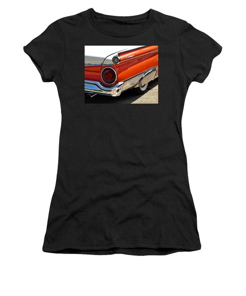 Wing And A Skirt - 1959 Ford Women's T-Shirt