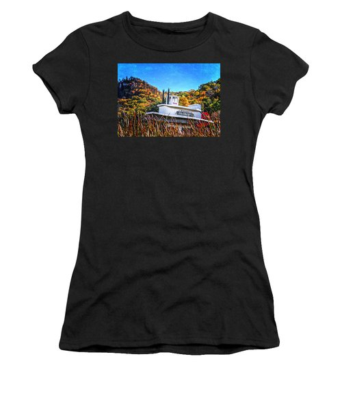 Winona Steamboat Sign Women's T-Shirt