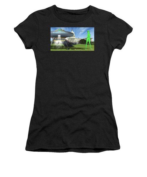 Wip - Washington Field Trip Women's T-Shirt