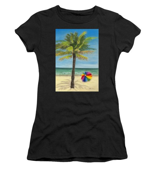 Wish I Was There Women's T-Shirt (Athletic Fit)