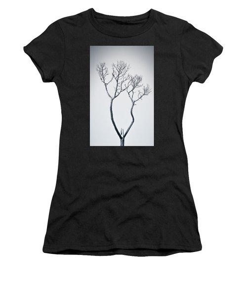 Wishbone Tree Women's T-Shirt