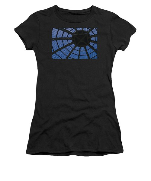 Wooden Dome Women's T-Shirt (Athletic Fit)