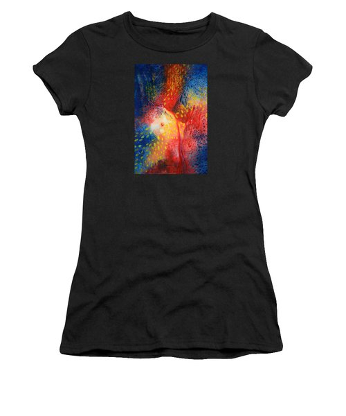 World Within Women's T-Shirt (Athletic Fit)