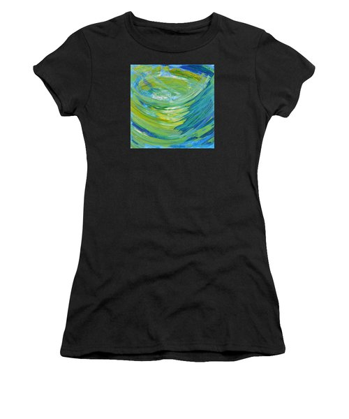 Worship Women's T-Shirt (Athletic Fit)