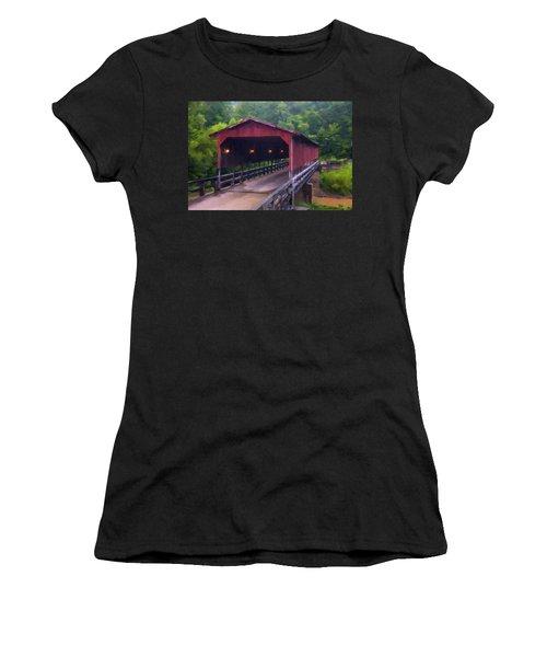 Wv Covered Bridge Women's T-Shirt