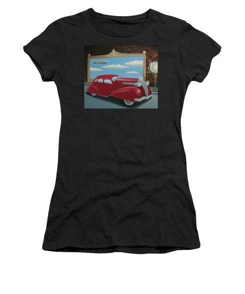 Wyandotte Lasalle Women's T-Shirt (Junior Cut) by Stuart Swartz