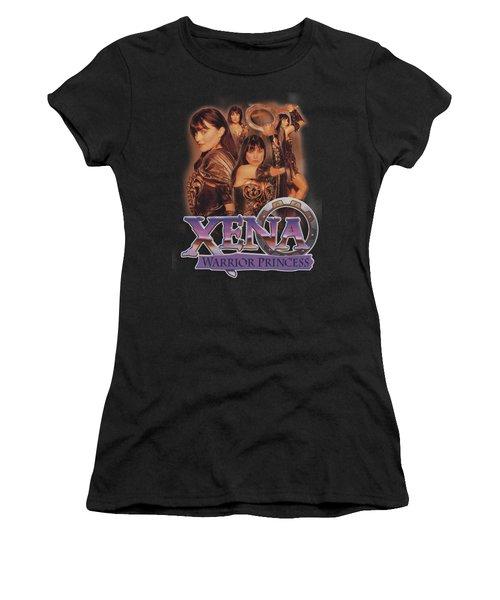 Xena - Princess Collage Women's T-Shirt