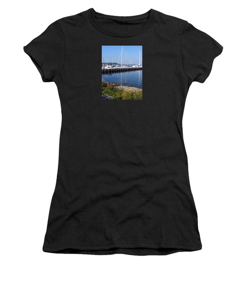 Yachtworks Marina Sister Bay Women's T-Shirt