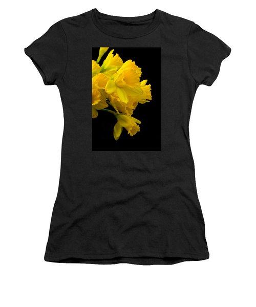 Yellow Paperwhites Women's T-Shirt