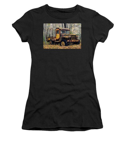 Yellow Women's T-Shirt