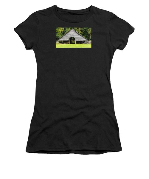 Yesterdays Barn Women's T-Shirt (Athletic Fit)