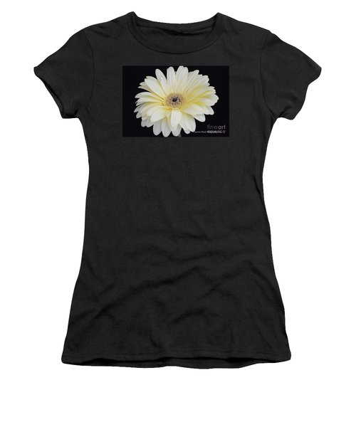 Women's T-Shirt (Junior Cut) featuring the photograph You Are Loved by Jeannie Rhode