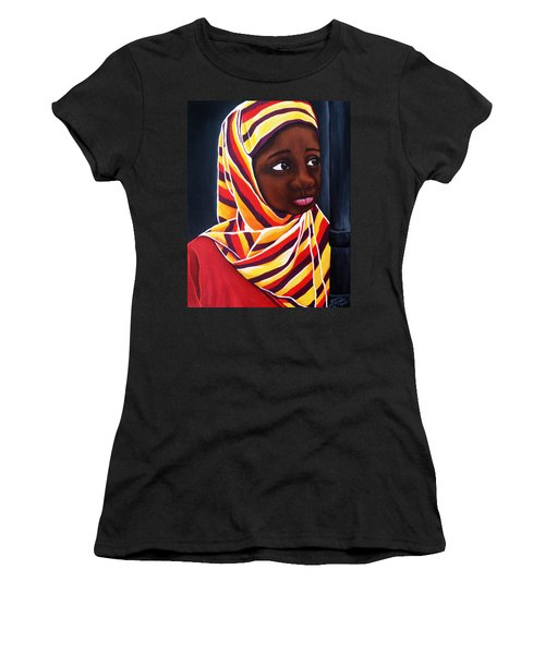 Young Girl Women's T-Shirt