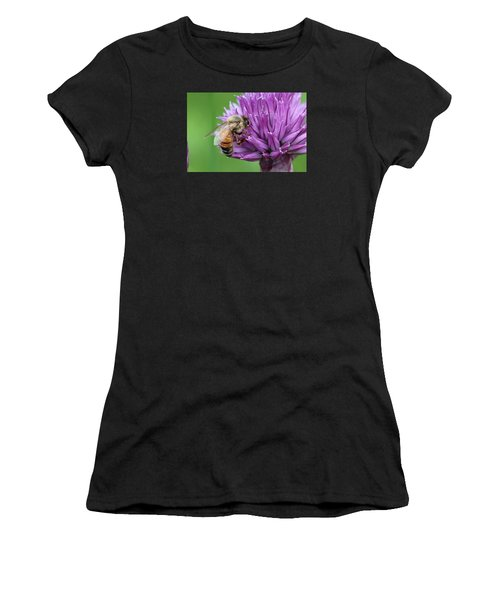 Yummm Chive Nectar Women's T-Shirt (Athletic Fit)
