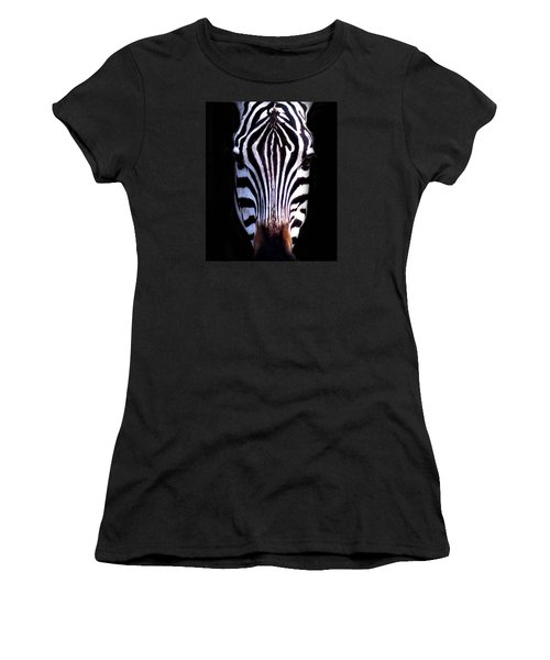 ZEB Women's T-Shirt (Junior Cut) by Skip Willits