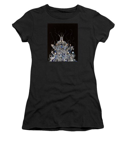 Zebratiki Women's T-Shirt (Athletic Fit)