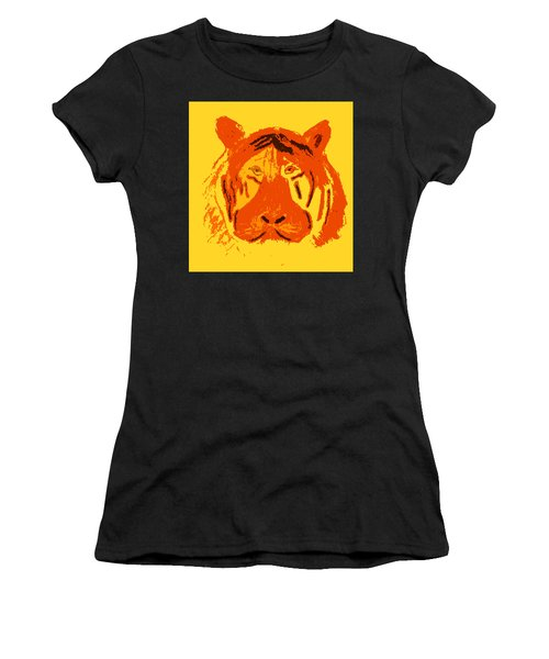Le Tigre Women's T-Shirt (Athletic Fit)