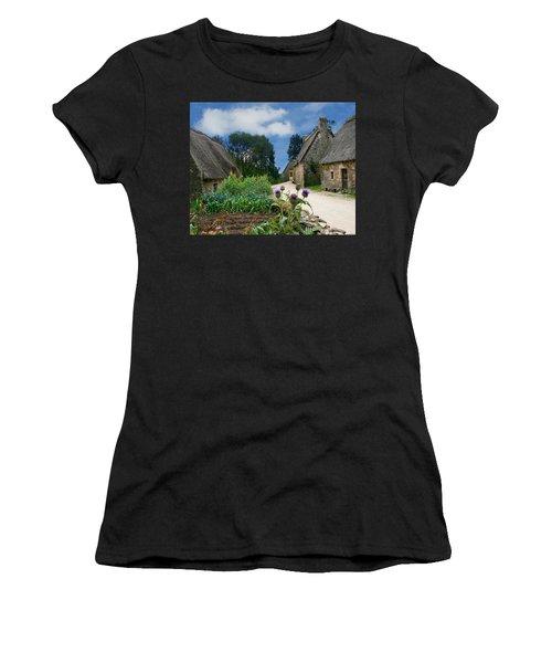 Medieval Village Women's T-Shirt