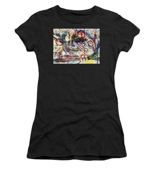 Metronomes Women's T-Shirt (Athletic Fit)