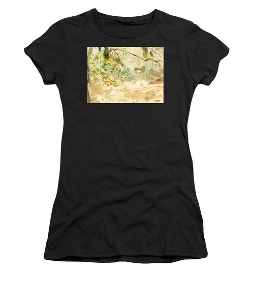 The Breeze Between Women's T-Shirt (Athletic Fit)