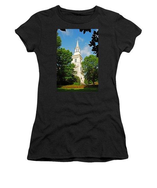 1st Presbyterian Church Women's T-Shirt (Athletic Fit)