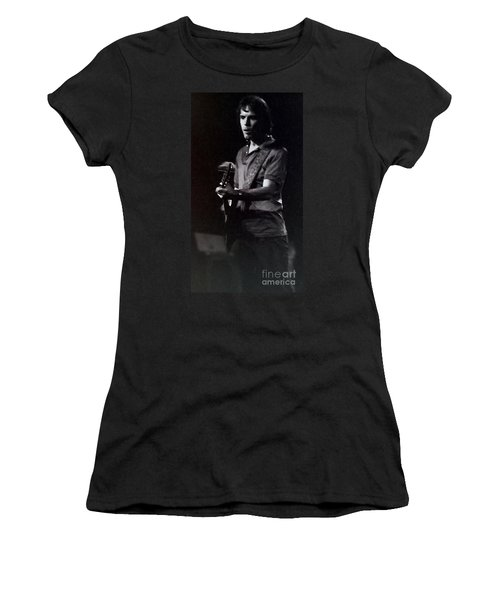 Bob Weir Of The Grateful Dead Women's T-Shirt (Athletic Fit)