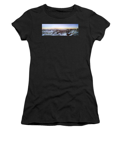 Sentinels At Dawn Women's T-Shirt