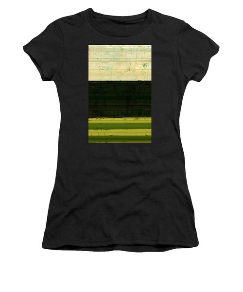 Abstract Landscape - The Highway Series Ll Women's T-Shirt