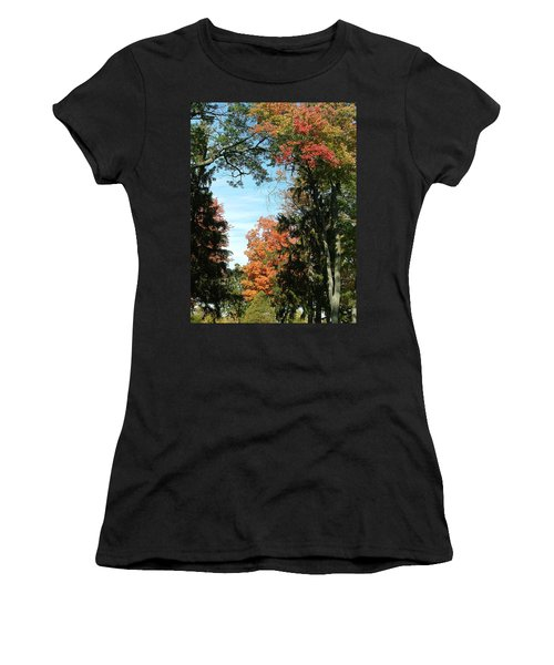 All The Trees Women's T-Shirt (Athletic Fit)