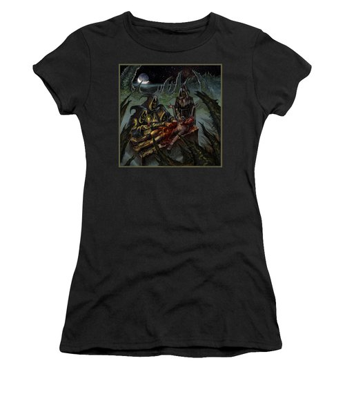 Autopsy Of The Damned  Women's T-Shirt