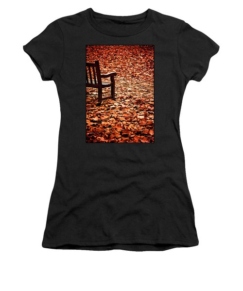 Autumnal Colours Women's T-Shirt (Athletic Fit)