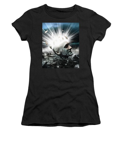 Awakening Women's T-Shirt (Athletic Fit)