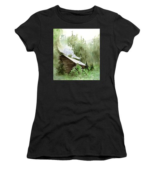 Backcountry Morning Women's T-Shirt