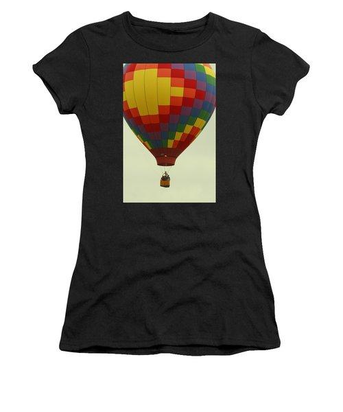 Balloon Ride Women's T-Shirt