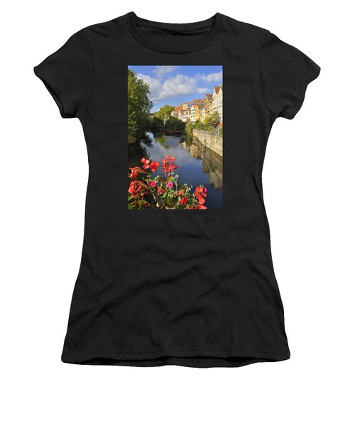 Beautiful Tuebingen In Germany Women's T-Shirt