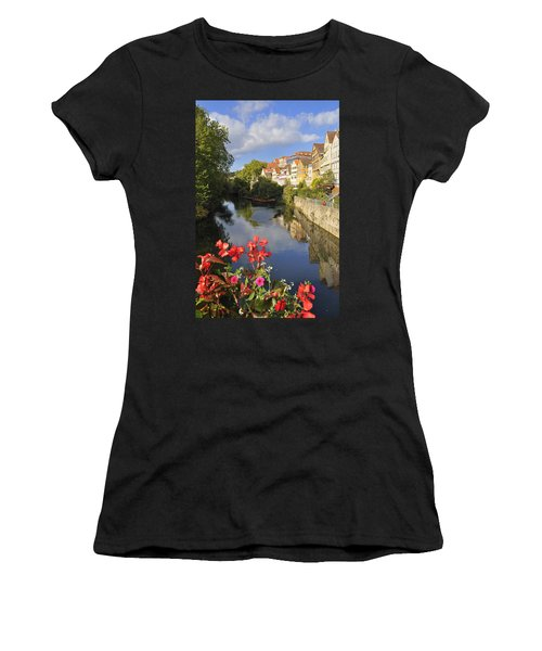 Beautiful Tuebingen In Germany Women's T-Shirt