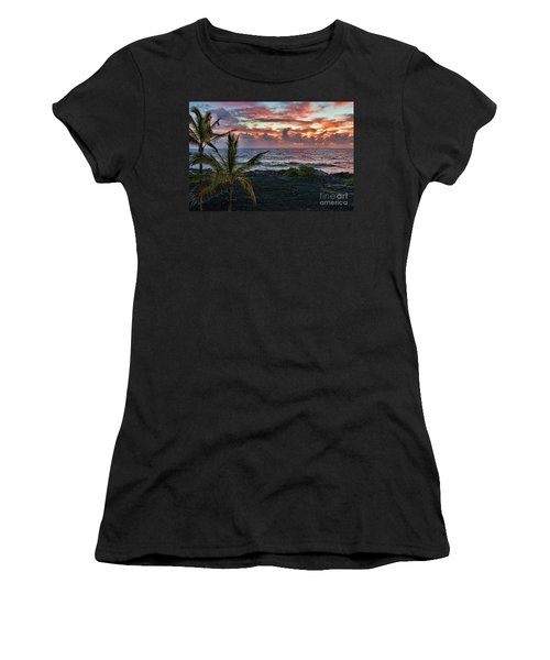 Big Island Sunrise Women's T-Shirt