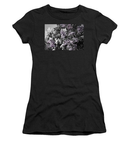 Blooms Women's T-Shirt (Junior Cut) by Colleen Coccia