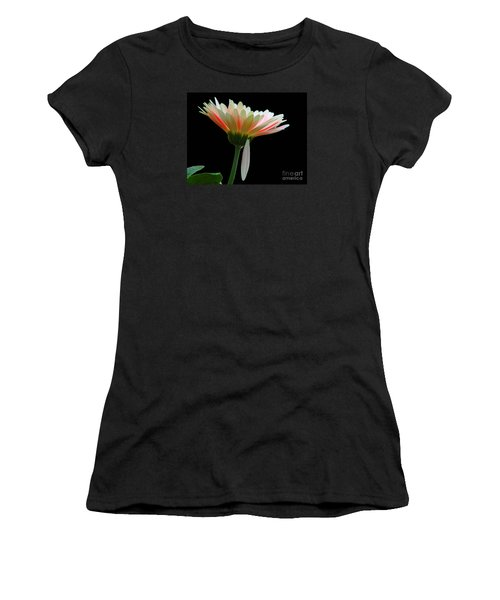 Women's T-Shirt (Junior Cut) featuring the photograph Broken Daisy by Cindy Manero