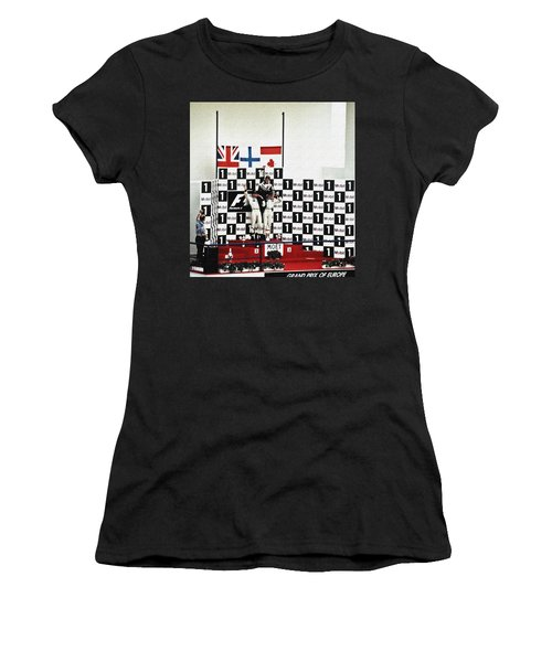 Circuito De Jerez 1997 Women's T-Shirt