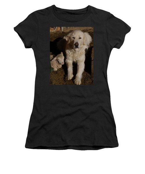 Close Personal Protection Women's T-Shirt