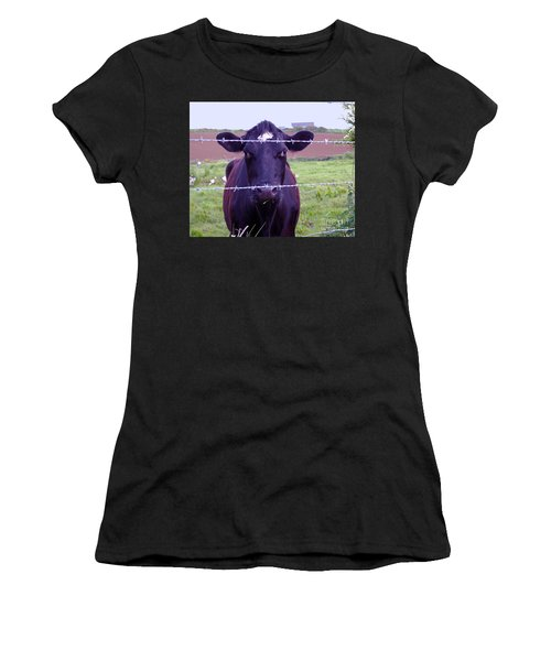 Don't Fence Me In Women's T-Shirt