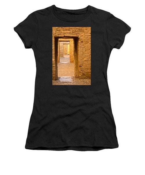 Doorway Chaco Canyon Women's T-Shirt