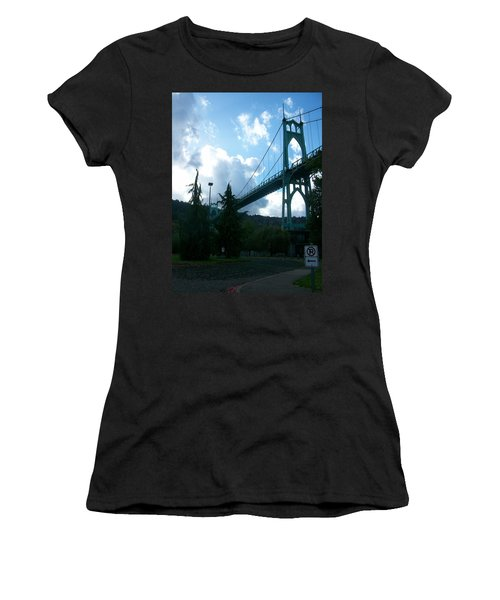 Dramatic St. Johns Women's T-Shirt