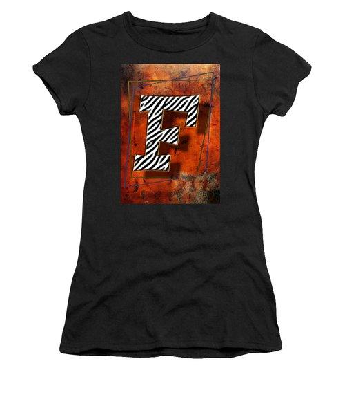 F Women's T-Shirt