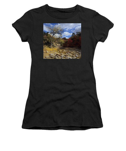 Fall In Zion High Country Women's T-Shirt
