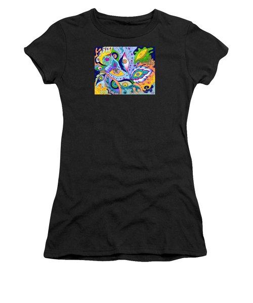 Fantas Eyes Women's T-Shirt