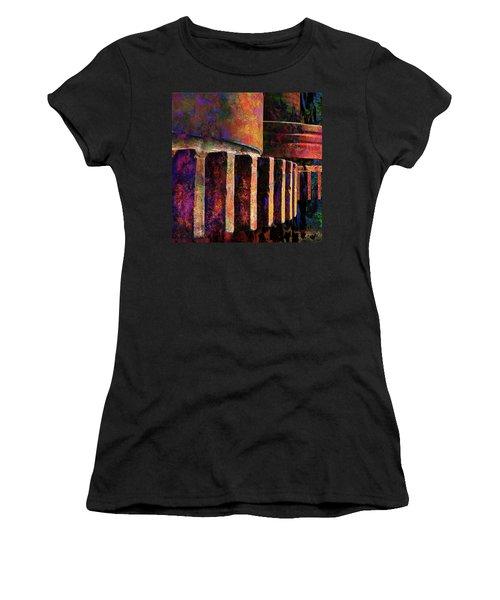Fiery Glow Women's T-Shirt