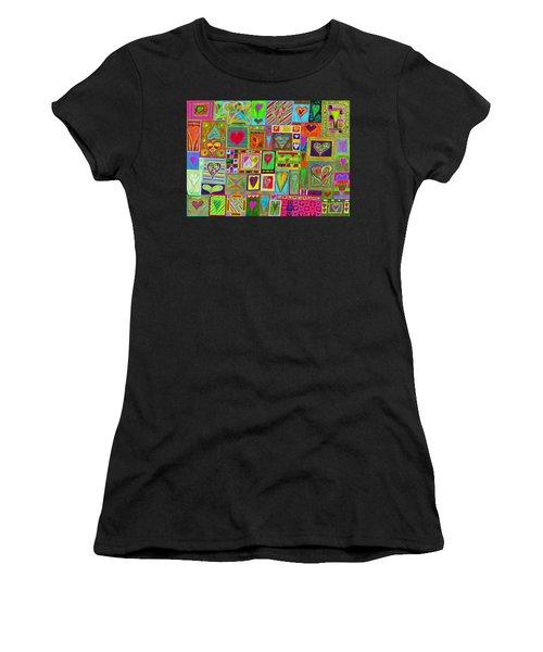 find U'r Love found    v15 Women's T-Shirt