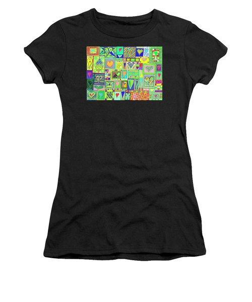 find U'r Love found    v18 Women's T-Shirt